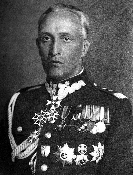 generał Gustaw Orlicz-Dreszer