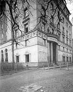 Budynek giełdy w Krakowie