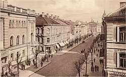 Budynek giełdy w Wilnie